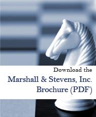 Marshall & Stevens Brochure
